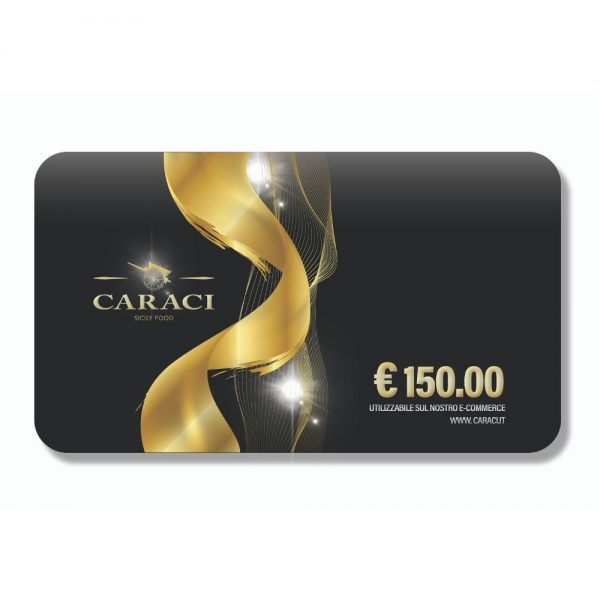 Card Regalo al Pistacchio 150€